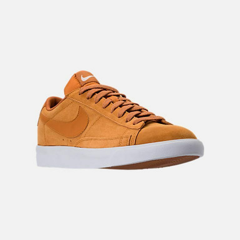 new product 26cb6 2bc39 Details about MENS NIKE BLAZER LOW SUEDE DESERT ORCHE CASUAL SHOES MEN S  SELECT YOUR SIZE