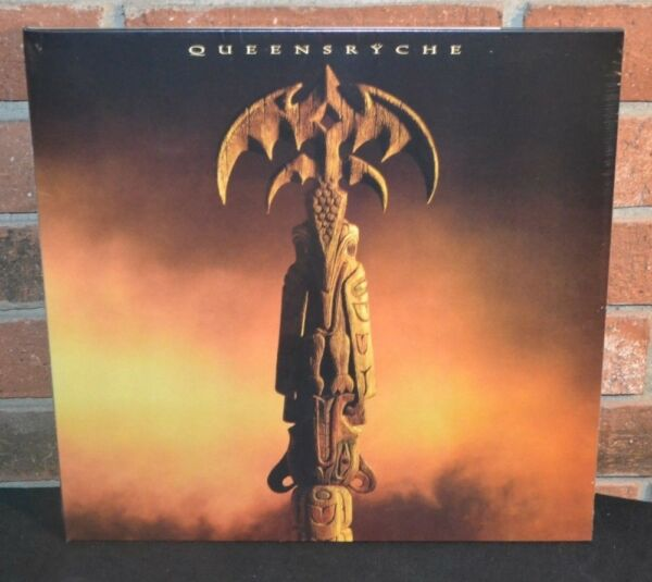 QUEENSRYCHE - Promised Land, Limited Import CLEAR COLORED VINYL LP New & Sealed!