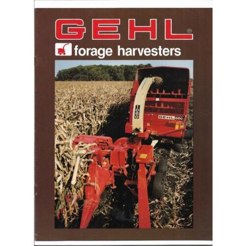 original-oem-oe-gehl-760-1060-1260-forage-harvesters-sales-brochure-form-4367