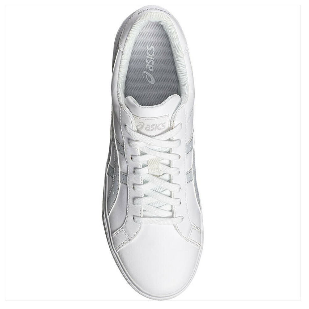 d2dad4cd41c Details about Asics Classic Tempo H6Z2Y 0196 Mens White Glacier Grey Shoes  Casual Sneakers