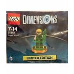 LEGO Dimensions DC Green Arrow 71342 Limited Edition Promotional Polybag NEW NIP