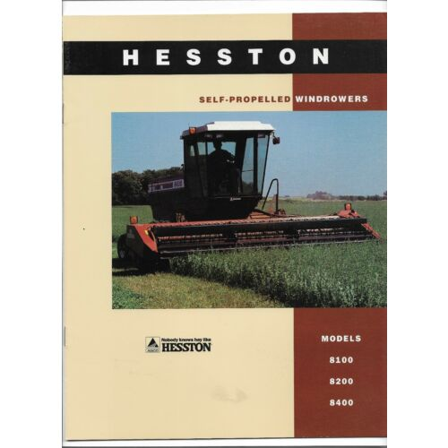 original-hesston-8100-8200-8400-self-propelled-windrower-sales-brochure-79016191