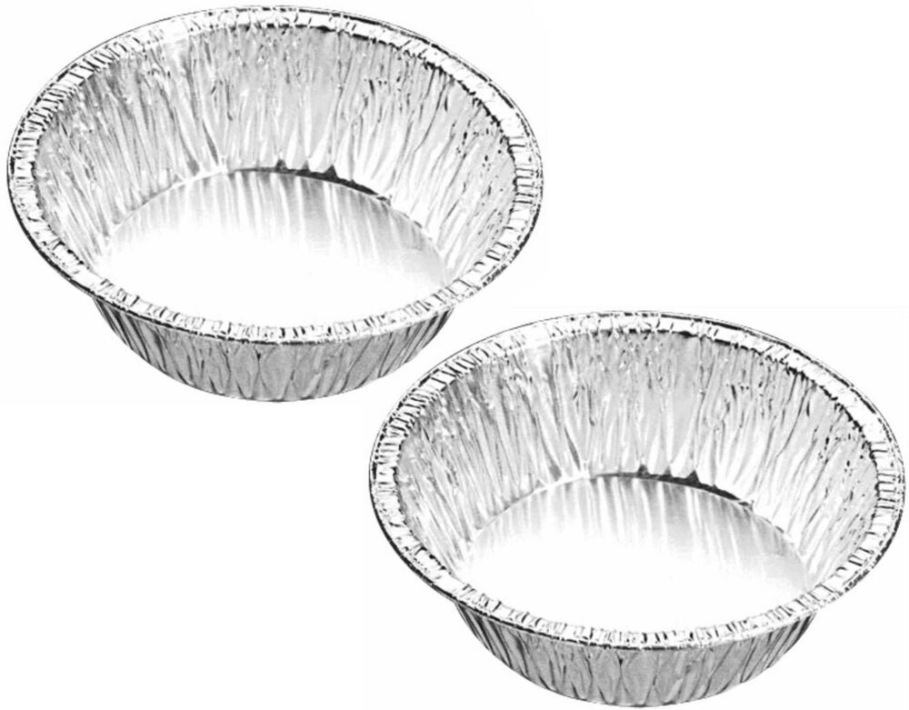 Quality Small Deep Foil Pie Dishes Case JamTart Patty Tins ...