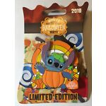 Disney Mickey's Not So Scary Halloween Party 2018 Pumpkin Stitch LE Pin