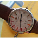 Rare Vintage Men FAVRE LEUBA Manual Winding Wrist Watch Chronometer 36000 Swiss