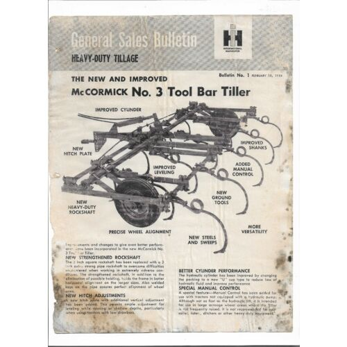original-feb-1954-mccormick-no-3-tool-bar-tiller-sales-bulletin-no-1-cr902c