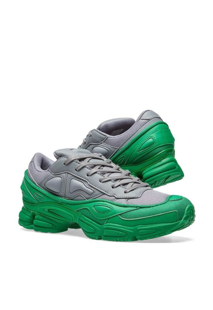 size 40 cbb42 16efb Details about Adidas X Raf Simons RS Ozweego III GreenGrey FW18 Available  now