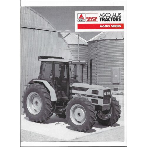 original-oe-deutz-agco-allis-6600-series-6670-6680-6690-tractors-sales-brochure