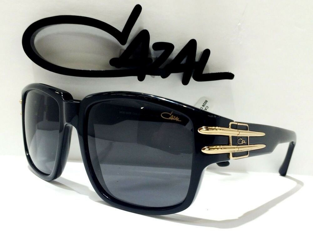 NEW CAZAL MOD 8026 COL 001 VINTAGE SUNGLASSES GLOSS BLACK AUTHENTIC GERMANY    eBay 6e9bd9a2de