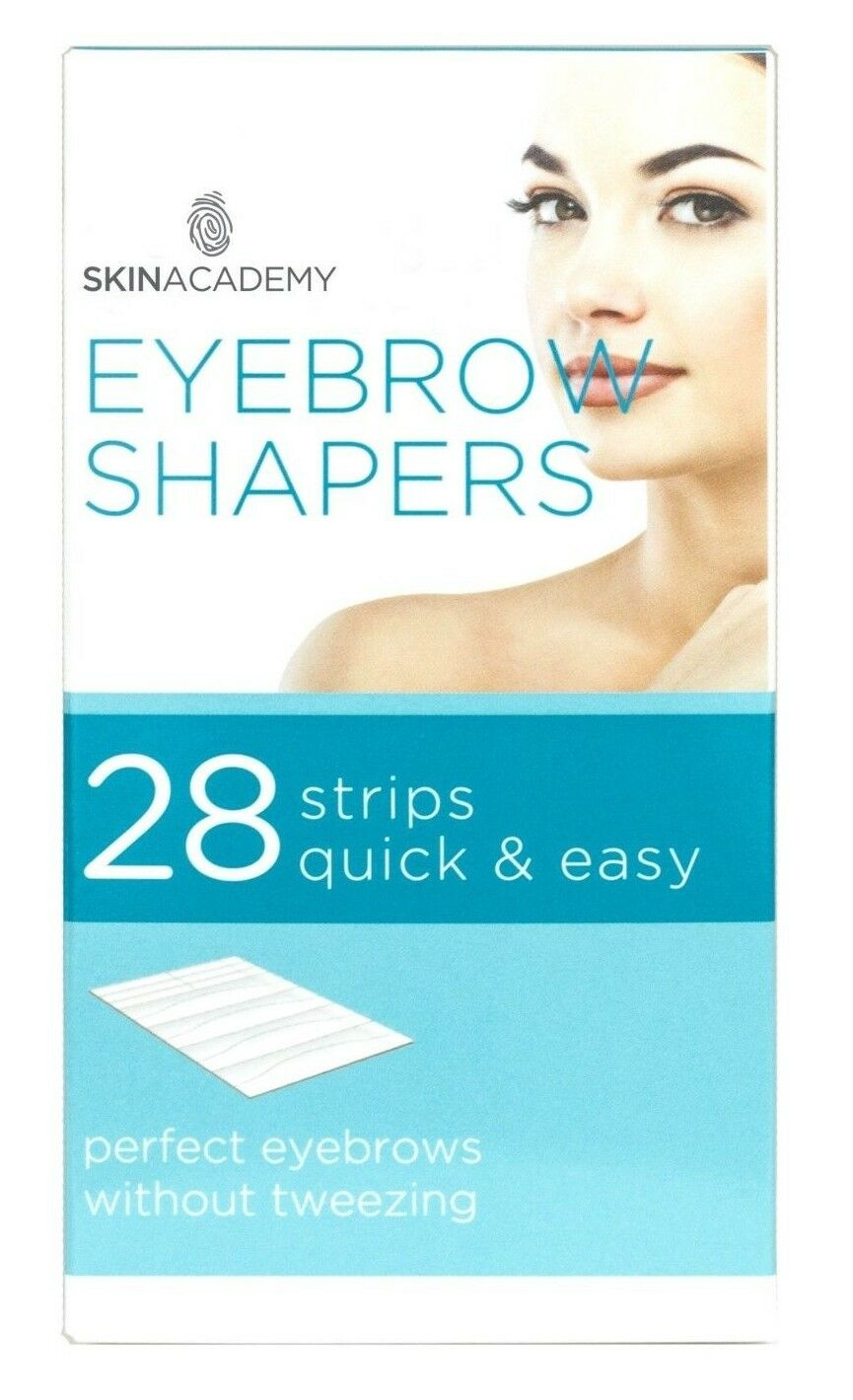 Ean 5031413916133 112 X Eyebrow Shaper Strips Pack Quick Easy