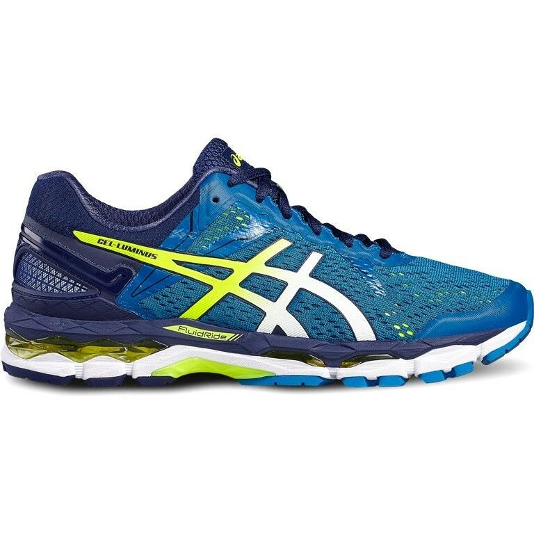 los angeles a6dab a41be ... best price asics gel luminus 2 pour running course à pied chaussure  pronation hommes 44.5 ebay