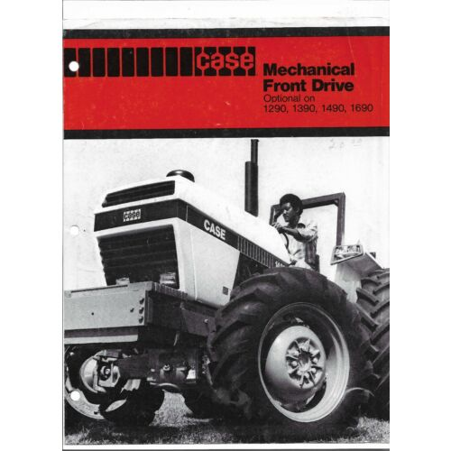 original-oem-oe-case-1290-1390-1490-1690-tractor-sales-brochure-form-a26080f1