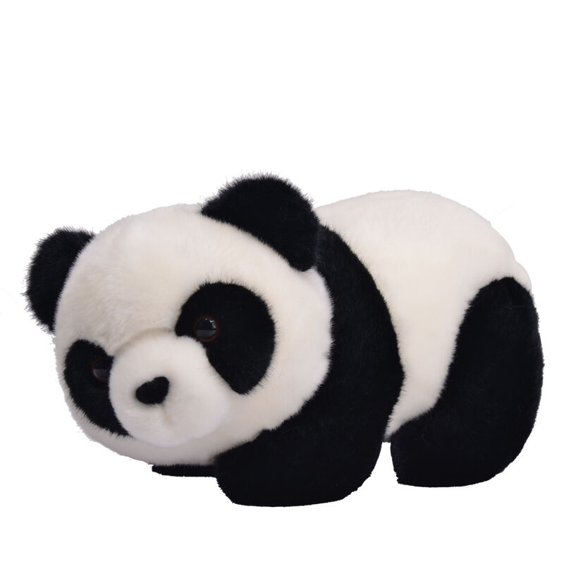 Chinese Big Panda Bear Stuffed Animals Toys Doll 12 Long Kids