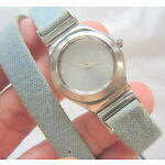 Stunning Woman SWATCH Designer Wrist Watch, IRONY Model, Swiss Made