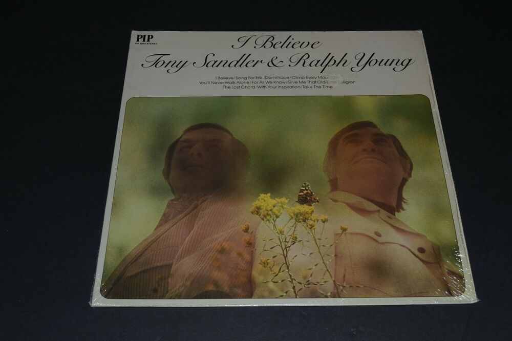 I Believe~Tony Sandler & Ralph Young~Pickwick PIP 6815~Christian