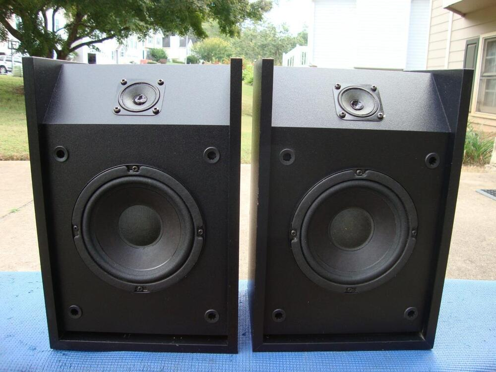 Beautiful Pair of BOSE 201 Series III Direct Reflecting ...