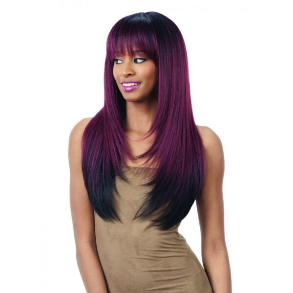 BRISA - FREETRESS EQUAL SYNTHETIC ITALIAN LACE FRONT WIG LONG STRAIGHT