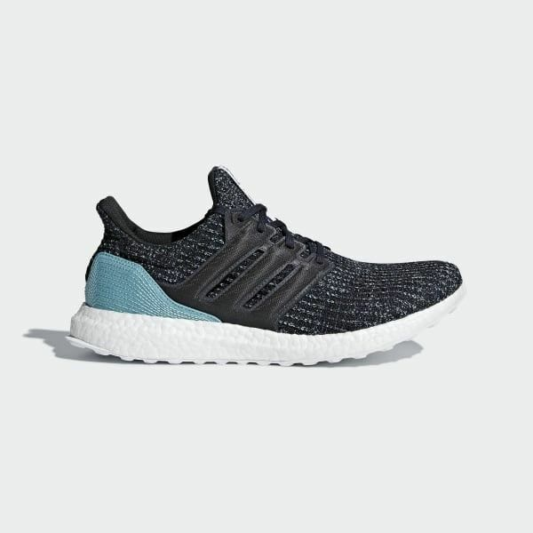 ff870754510 Details about NEW MEN S ADIDAS ORIGINALS ULTRA BOOST 4.0 CG3673 PARLEY  CARBON