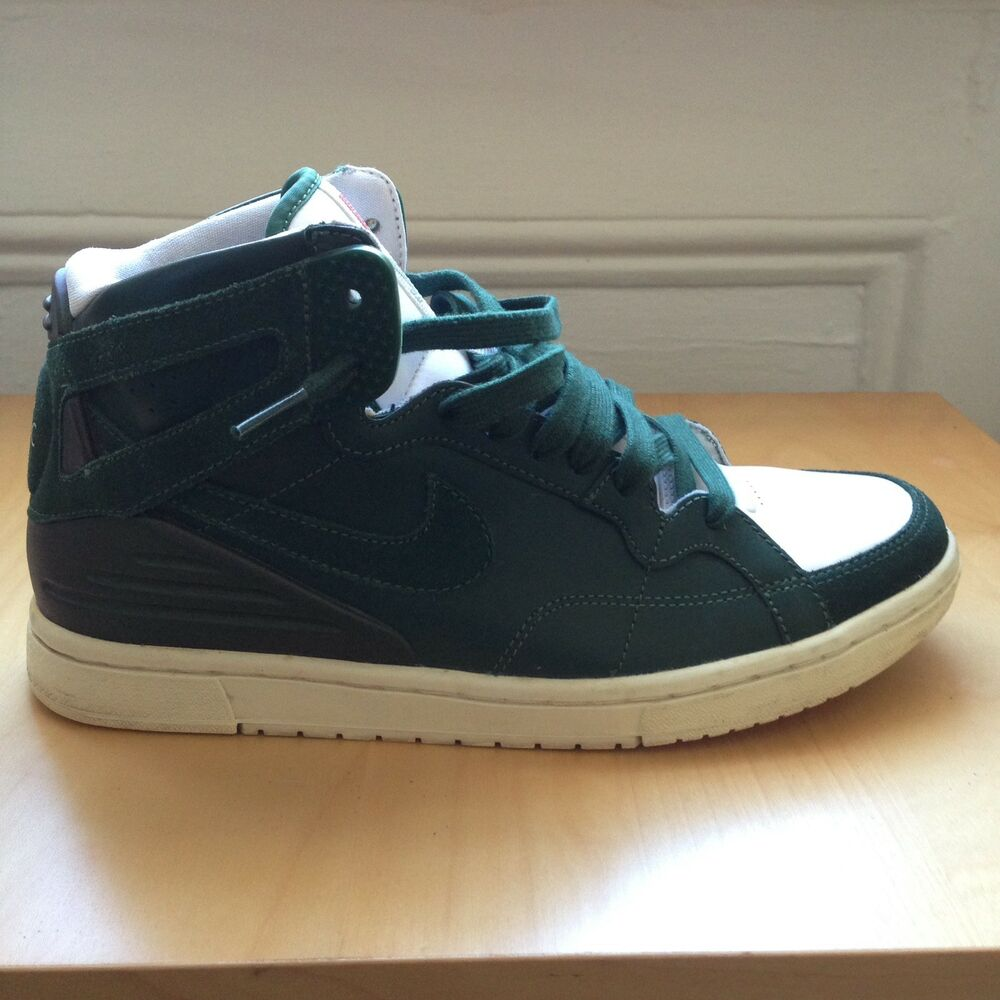 Nike Air Zoom 94 HI Supreme (2010) Men s Size 8 Team Green Limited With Box  Used  9b1343595