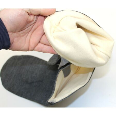 img-SWISS ARMY GLOVES / MITTS FLEECE LINED
