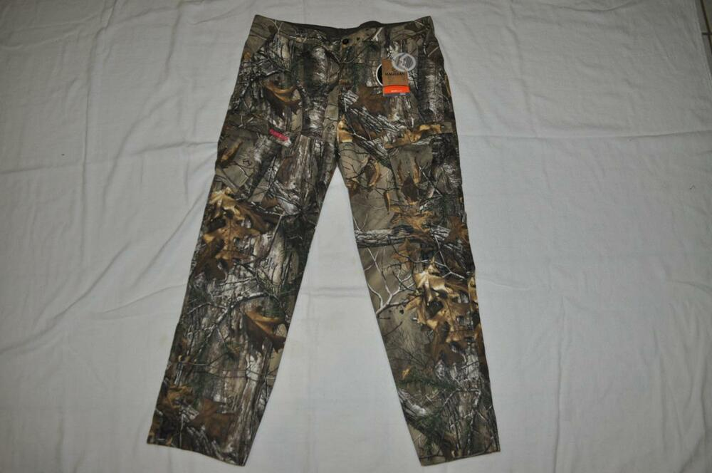 cc25a98c2b Magellan Womens Hill Country Twill Pants Realtree Xtra Camo NWT | eBay