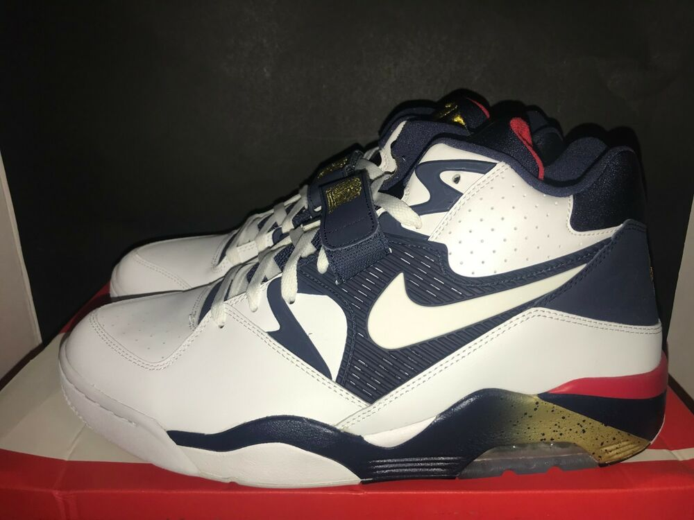 Details about Nike Air Force 180 Charles Barkley Dream Team Olympics Size  11 13 14 3d8b29fa229d