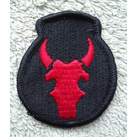 img-US ARMY PATCH 34th Infantry Division Colour Class A Uniform Badge United States