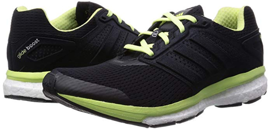 7e03300064d6f Details about adidas Supernova Glide Boost 7 Womens Running Shoes Black