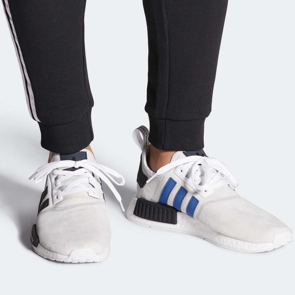 7daa0bc013165 Details about adidas Originals NMD R1 XENO Pack White Men s Comfy Shoes  Lifestyle Sneakers