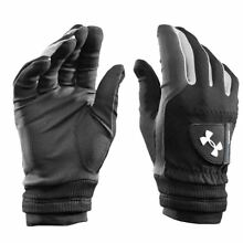 2018 Under Armour Mens ColdGear Winter Playing Golf Gloves-PAIR
