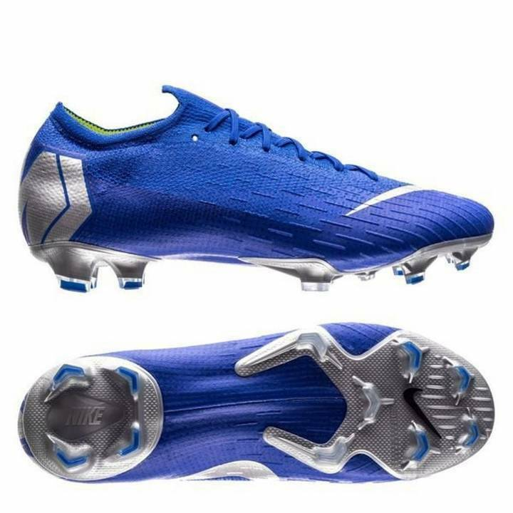 6aedcae384e Details about Nike Mercurial Vapor XII 12 Elite FG Firm Ground Football  Boots - Racer Blue