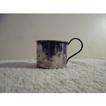 Lullaby 1928 Sterling Silver Baby Cup