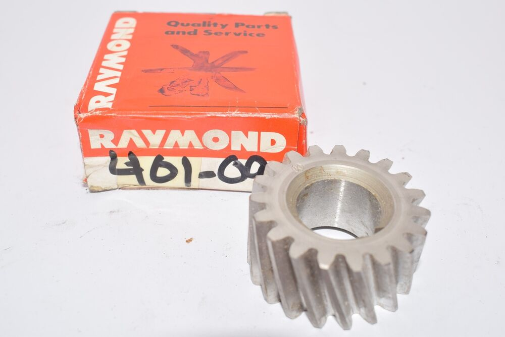 NEW Raymond 401 092 19 Tooth Replacement Differential Pinion EBay