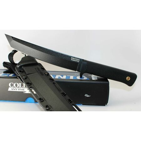 img-Couteau Cold Steel Tactical Recon Tanto Lame Acier SK-5 Manche Kray-Ex CS49LRT