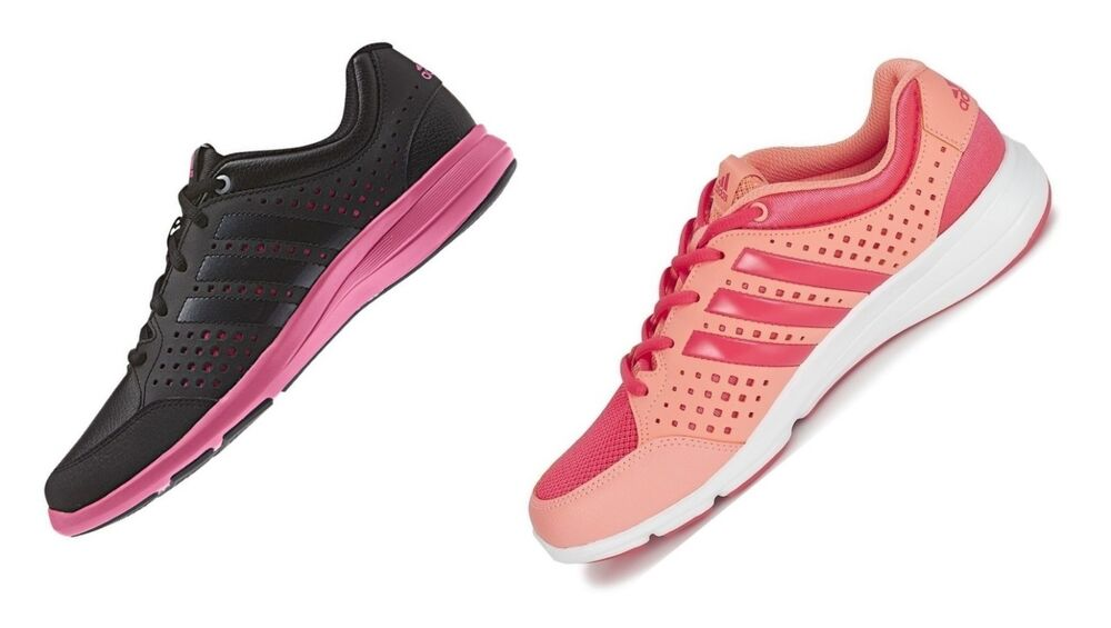 size 40 fbb85 b0e21 Adidas Ladies Arianna III Trainers M18149 Black-Pink AF5864 Red-White  eBay