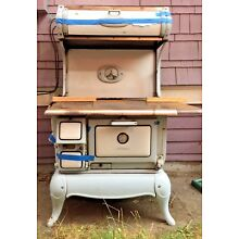 1910's Wood Burning Cribben and Sexton Universal Kitchen Stove, pickup only!