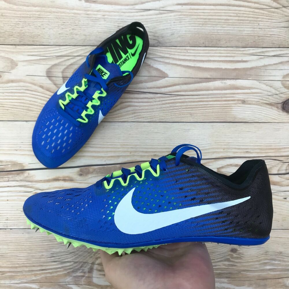 hot sale online 1f325 11289  New  Nike Zoom Victory Elite 2 Men s Size 5.5   6 Track Spikes 835998-413  Blue   eBay