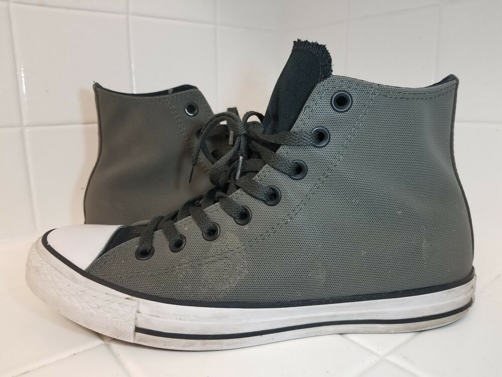 eae644dd1946 Details about Converse Chuck Taylor All Star High Top Canvas Shoes Size  Mens 8 Womens 10