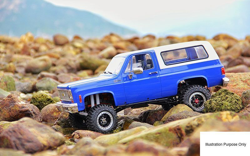 Amazing Rc4wd Trail Finder 2 Rtr Chevrolet Blazer Body Set Limited Z