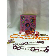 Girls mixed lot: Necklaces, sunglasses, High School Musical