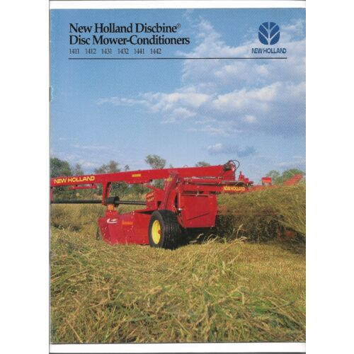 new-holland-1411-1412-1431-1432-1441-1442-disc-mower-conditioner-sales-brochure