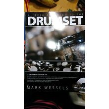 A Fresh Approach to the Drumset Book by Mark Wessels / CD NOT Included