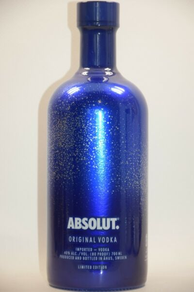 Absolut Vodka Uncover 2017 limited edition 700 ml 40% Vol. 0,7 l