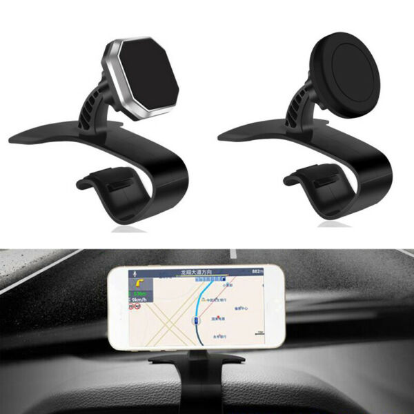SUPPORT MAGNETIQUE AIMANT POUR UNIVERSEL VOITURE SMARTPHONE TELEPHONE IPHONE GPS