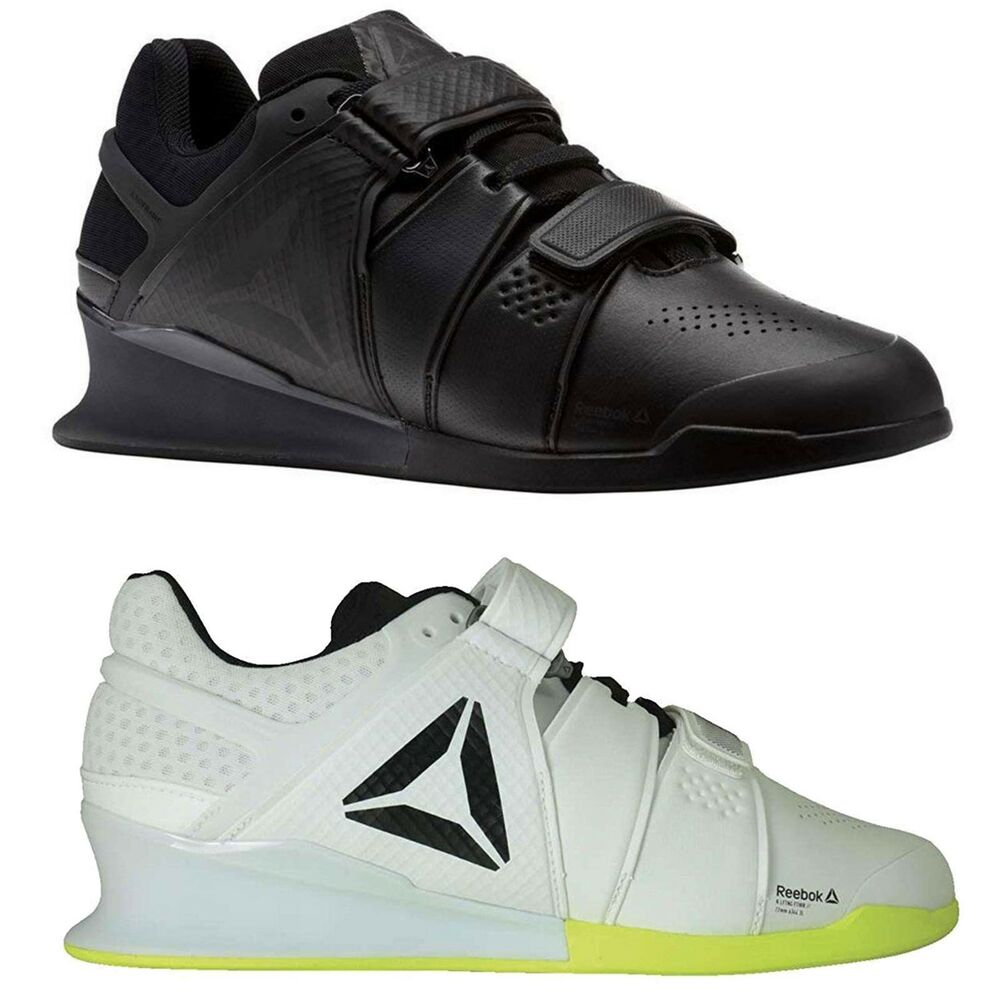 504e79a6fdad42 Reebok Men s Legacy Lifter Weightlifting Shoes Training Trainee Sneakers NEW
