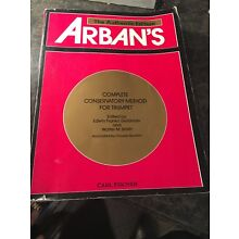Arbans Complete Conservatory Method For Trumpet By Carl Fisher