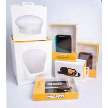 MagMod Flash Diffuser & Modifier Kit - MagSphere, MagBounce, Gels, Basic Kit