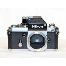 Nikon F2 SLR Film Camera Body, NICE, Fully Tested, Works Great, BUT DEAD METER