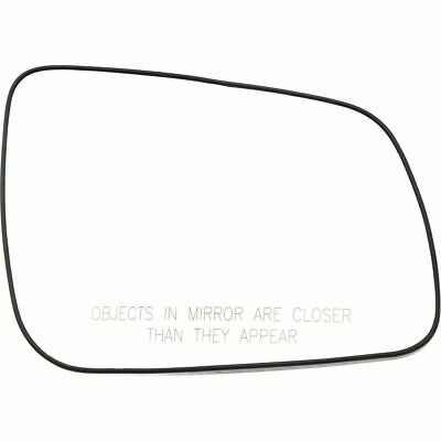 Mirror Glass Heated RH Hand For Mitsubishi Lancer Fits 7632A638