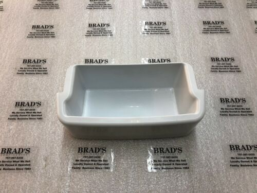GE REFRIGERATOR DOOR SHELF BIN WHITE  200D5305P001